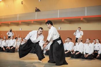 2-4 августа 2019 г. семинар по Айкидо в г. Королеве под руководством Н. Номура (7 Дан Айкидо Айкикай)